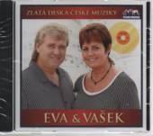 ZLATA DESKA EVA A VASEK  - CD ZLATA DESKA EVA A VASEK