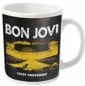 BON JOVI  - HRN LOST HIGHWAY [HRNČEK]