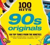 VARIOUS  - 5xCD 100 HITS - 90S ORIGINALS