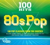 VARIOUS  - 5xCD 100 HITS - 80S POP [DIGI]