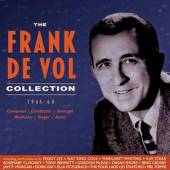 DEVOL FRANK  - 4xCD COLLECTION 1945-60