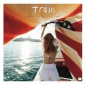 TRAIN  - CD A GIRL A BOTTLE A BOAT