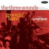 THREE SOUNDS & GENE HARRI  - CD GROOVIN' HARD