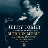 COKER JERRY  - CD COMPOSES-ARRANGES-PLAYS