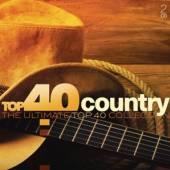 VARIOUS  - 2xCD TOP 40 - COUNTRY [DIGI]