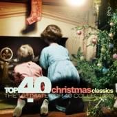 VARIOUS  - 2xCD TOP 40 - CHRISTMAS..