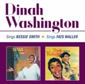 WASHINGTON DINAH  - CD SINGS BESSIE SING..