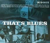 VARIOUS  - CD THAT'S BLUES