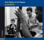 BAKER CHET  - CD PLAYBOYS WITH ART PEPPER