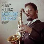 ROLLINS SONNY  - VINYL SAXOPHONE COLOSSUS [LTD] [VINYL]
