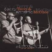 TERRY SONNY/BROWNIE MCGHEE  - VINYL AT SUGAR HILL ..