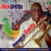 GRIFFIN DICK  - CD HOMMAGE TO SUN RA