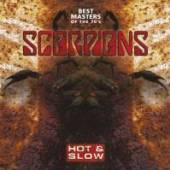 SCORPIONS  - CD HOT & SLOW - BEST MASTERS OF THE 70S