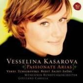 KASAROVA VESSELINA  - CD PASSIONATE ARIAS