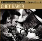 BAKER CHET  - CD JAZZ PROFILES