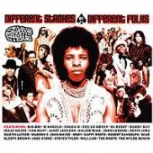 SLY & THE FAMILY STONE  - CD DIFFERENT STROKES BY DIFFERENT
