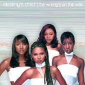 DESTINY'S CHILD  - CD WRITING'S ON THE WALL
