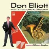 ELLIOT DON  - CD OCTET & SEXTETTE-JAMAICA