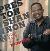 SHANNON PRESTON  - CD GOIN' BACK TO MEMPHIS