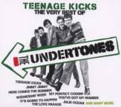 TEENAGE KICKS - THE VERY BEST OF THE UNDERTONES - supershop.sk