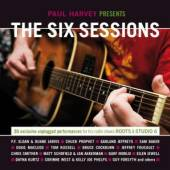 VARIOUS  - 2xCD SIX SESSIONS