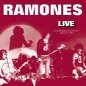 RAMONES  - VINYL LIVE AT THE OL..