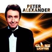 ALEXANDER PETER  - CD GLANZLICHTER