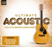 VARIOUS  - 4xCD ULTIMATE... ACOUSTIC