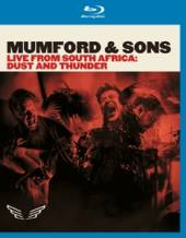 MUMFORD & SONS  - 3xBRC LIVE IN SOUTH.. -BR+CD-
