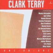 TERRY CLARK  - CD ONE ON ONE