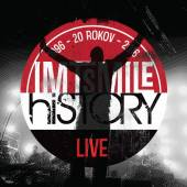 IMT SMILE  - 2xCD HISTORY LIVE