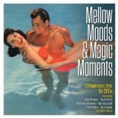 VARIOUS  - 2xCD MELLOW MOODS & MAGIC..
