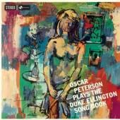 OSCAR PETERSON (1925-2007)  - VINYL PLAYS THE DUKE..
