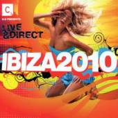VARIOUS  - 3xCD IBIZA 2010 - CR2 PTS LIVE & DIRECT