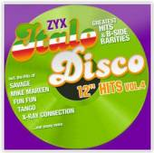 VARIOUS  - CD ZYX ITALO DISCO 12