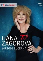 ZAGOROVA HANA  - 2xCD+DVD 70