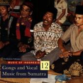 VARIOUS  - CD MUSIC OF INDONESIA 12