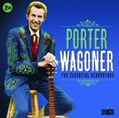 WAGONER PORTER  - 2xCD ESSENTIAL RECORDINGS