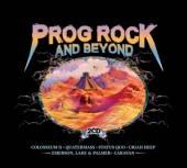 VARIOUS  - 2xCD PROG ROCK & BEYOND [DIGI]