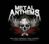 VARIOUS  - 2xCD METAL ANTHEMS [DIGI]