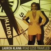 ALAINA LAUREN  - CD ROAD LESS TRAVELED