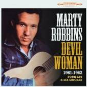 ROBBINS MARTY  - 2xCD DEVIL WOMAN 1961-1962
