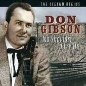 GIBSON DON  - CD NO SHOULDER TO CRY ON