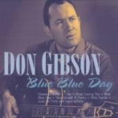 GIBSON DON  - CD BLUE BLUE DAY