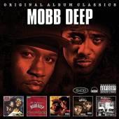 MOBB DEEP  - 5xCD ORIGINAL ALBUM CLASSICS (EXPLICIT)