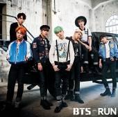 BTS  - CD RUN