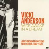 ANDERSON VICKI  - CD WIDE AWAKE IN A DREAM