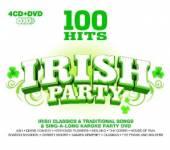 VARIOUS  - CD 100 HITS - IRISH PARTY