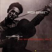 GUTHRIE WOODY  - CD HARD TRAVELIN': ASCH REC.