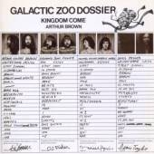 ARTHUR BROWN & KINGDOM COME  - CD GALACTIC ZOO DOSSIER